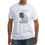 Astromut Sr.'s Fitted T-Shirt