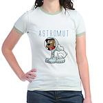 Astromut Sr.'s Jr. Ringer T-Shirt