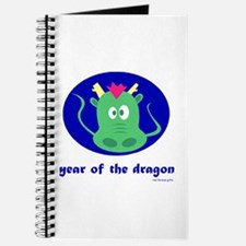 Year of the Dragon (kids) Journal