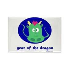 Year of the Dragon (kids) Rectangle Magnet