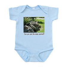 creatures Infant Bodysuit