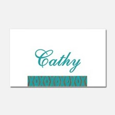 Cathy - Car Magnet 20 x 12