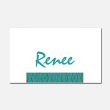 Renee - Car Magnet 20 x 12
