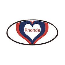 Rhonda - Patches