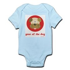 Year of the Dog (kids) Infant Creeper