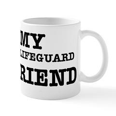 I love my Lifeguard Boyfriend Mug