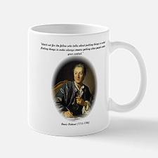 Diderot-Things Under Control Mug