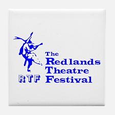 Redlands Tile Coaster