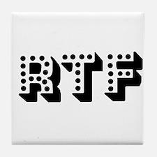 Cool Redlands Tile Coaster
