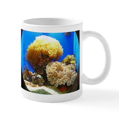 Coral Yard Mug