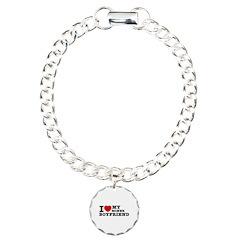 I love my Miner Boyfriend Bracelet