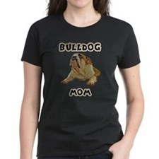 Bulldog Mom Tee