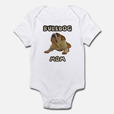 Bulldog Mom Infant Bodysuit