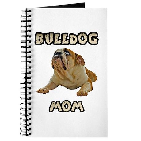 Bulldog Mom Journal
