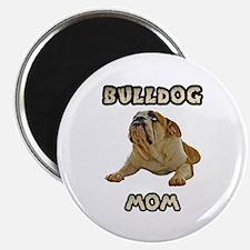 Bulldog Mom Magnet