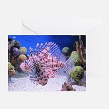 SALT WATER FISH Greeting Card
