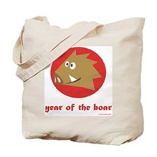 Year of the Boar (kids) Tote Bag