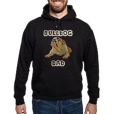 Bulldog Dad Hoodie