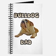 Bulldog Dad Journal