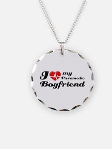 I love my Paramedic Boyfriend Necklace