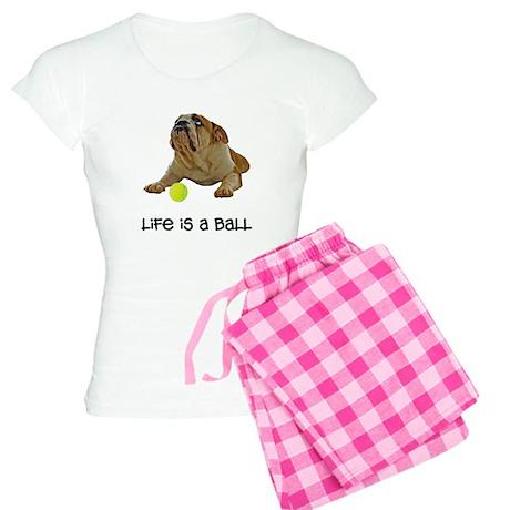 Bulldog Life Women's Light Pajamas