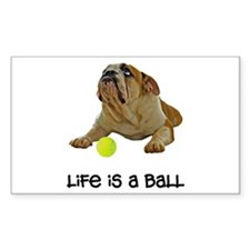 Bulldog Life Decal