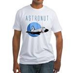 The Astronut's Fitted T-Shirt
