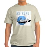 The Astronut's Ash Grey T-Shirt