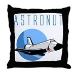 The Astronut's Throw Pillow