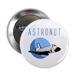 """The Astronut's 2.25"""" Button (10 pack)"""