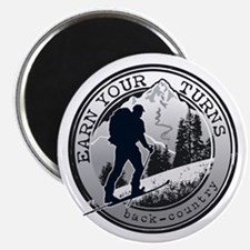 Earn Your Turns Magnet