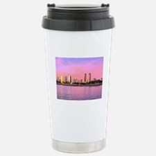 SAN DIEGO SKYLINE Stainless Steel Travel Mug