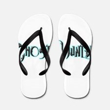 Cute Ghost hunter Flip Flops