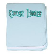 Paranormal investigator baby blanket