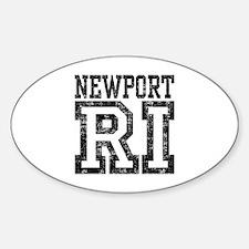 Newport RI Decal