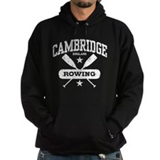 Cambridge England Rowing Hoodie