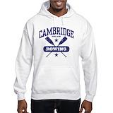 Cambridge rowing Hooded Sweatshirt