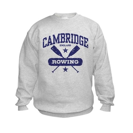 Cambridge England Rowing Kids Sweatshirt