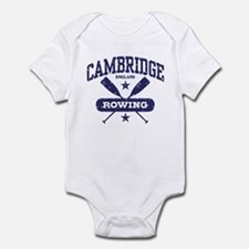 Cambridge England Rowing Infant Bodysuit