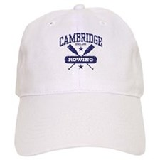 Cambridge England Rowing Baseball Cap