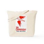 BELARUS SVABODA Tote Bag