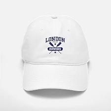 London England Rowing Baseball Baseball Cap