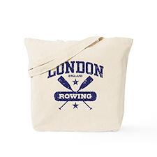 London England Rowing Tote Bag