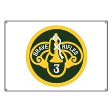3rd Armored Cavalry Banner