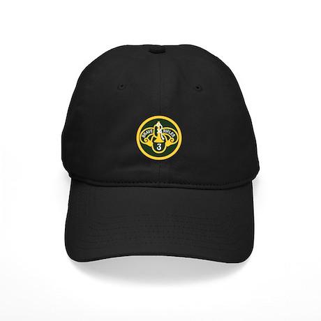 3rd Armored Cavalry Black Cap
