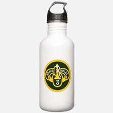 3rd Armored Cavalry Water Bottle