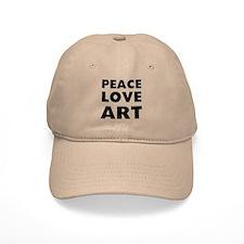 Peace Art Baseball Baseball Cap