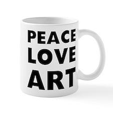 Peace Art Mug
