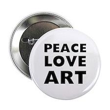 "Peace Art 2.25"" Button"