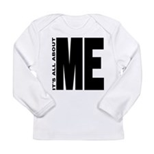 it's all about ME Long Sleeve Infant T-Shirt